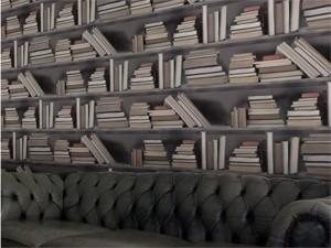 livres trompe oeil