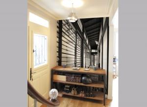 les papiers peints trompe l il flexibul d coration. Black Bedroom Furniture Sets. Home Design Ideas