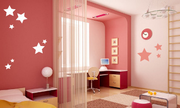 D co chambre d enfant flexibul d coration - Idee deco chambre bebe fille photo ...