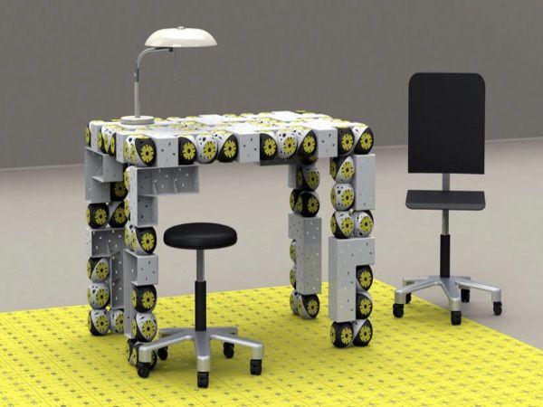 meuble robot