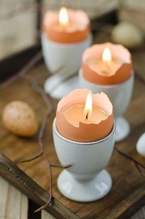 bougies de paques