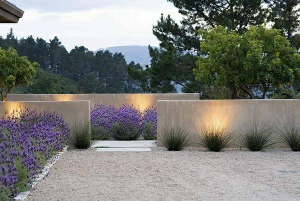 murets en beton