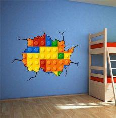 mur lego