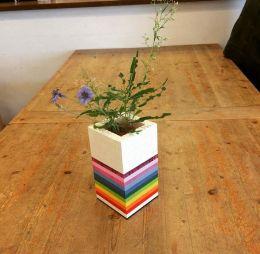 vase en lego diy